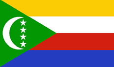 country Comores (Îles)